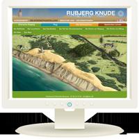 Internetausstellung Rubjerg Knude und Fyr