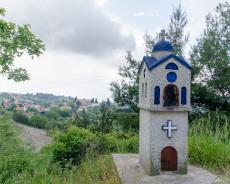 Ausblick auf Agia Paraskevi