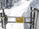 Zugang zum Hochgebirge