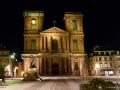 Cathédrale Saint Christophe in gelb