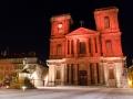 Cathédrale Saint Christophe in rot