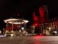 Pavillion und Katedrale
