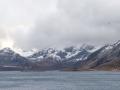 Blick auf Moskenesøy