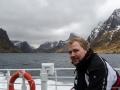 Bootstour auf dem Reinefjord