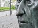 Adenauer-Skulptur