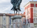 El Sid-Statue