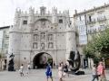Stadttor Arco de Santa María