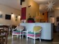 Theke im Café Grande in Soest
