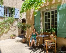 Savoir-vivre in Moustiers-Sainte-Marie