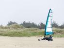 Strandsegler auf Fanø