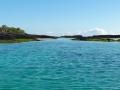 Küstenregion Floreanas