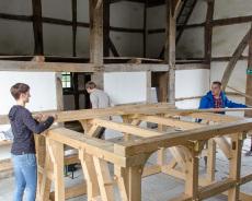 Fachwerkhaus-Bau 5