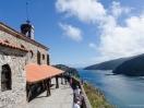 Aussicht von der Felseninsel Gaztelugatxe