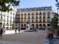 Plaça de la Independència in Girona
