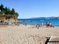 Strandbar an der Platja Grifeu
