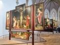 Einzelteile des Isenheimer Altar