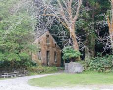 Haus im Wald, Furnas