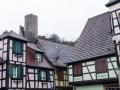 Fachwerkhäuser in Kaysersberg