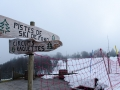 Skigebiet am Ballon d'Alsace
