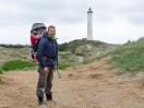 Wanderung zum Leuchtturm