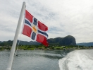 Norwegenflagge