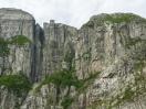 Preikestolen vom Lysefjord