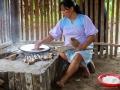 Maniok-Pfannkuchen