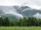 Gletscher Glacier des Bossons