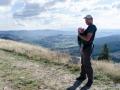 Ausblick vom Mont Lozère