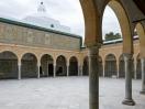 Innenhof der Mosquée du Barbier