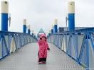 Brücke zum Aussichtsturm