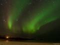 Nordlicht über Hov