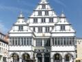 Paderborner Rathaus frontal