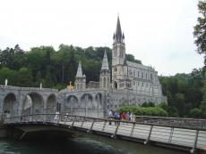 Wallfahrtsort Lourdes