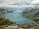 Lysefjord-Panorama