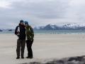 Jan und Nicole in Rørvik