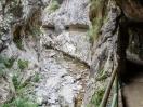 Längster Tunnel der Ruta del Cares