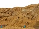 Geier-Skulpturen