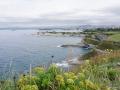 Blick auf die Bucht von Santander
