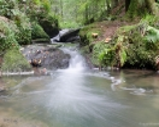Wasserfall Langzeitbelichtung