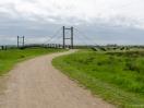 Brücke über die Skjern Å