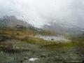 Sognefjellet bei Regen