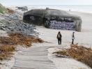 Søndervig Strand mit Bunkern