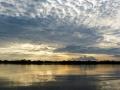 Abendstimmung in der Laguna Grande