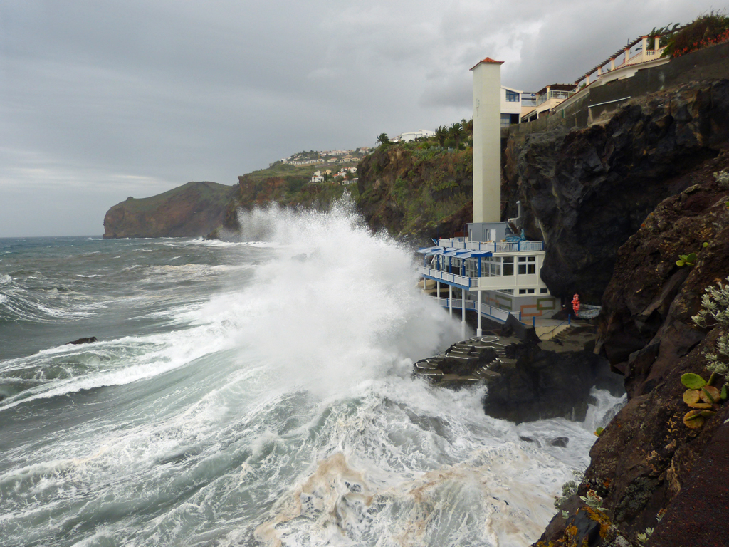 Sturm Auf Madeira