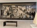 Picassos Guernica als Wandteppich