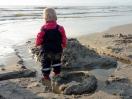 Lotta wartet auf die nächste Welle