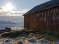 Fischerhütte auf den Vesterålen