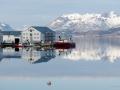 Boot bei Kjerringvik