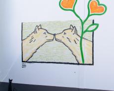 Azoren-Sao-Miguel-Yves-de-Costa-Hunde-Herzblumen